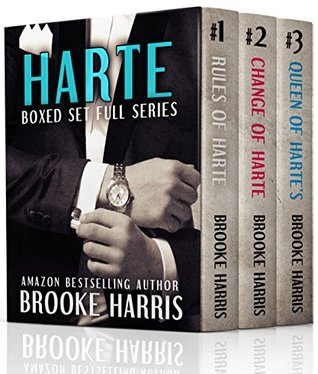 Harte Series Boxed Set (Harte #1-3) by Brooke Harris