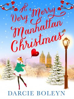 A Very Merry Manhattan Christmas by Darcie Boleyn