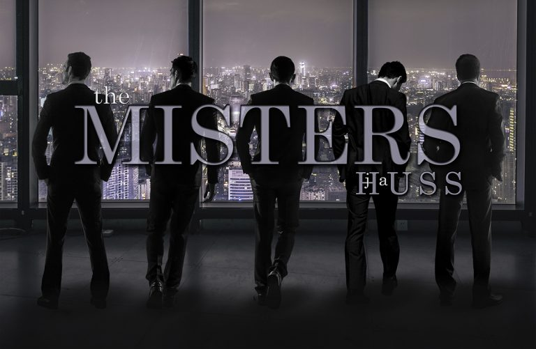 The Misters Series, Five,  and Mr & Mrs by J. A. Huss