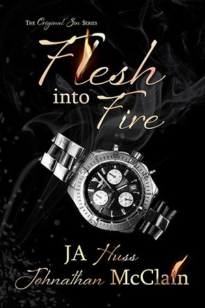 Flesh Into Fire – Original Sin #3 by J.A. Huss, Johnathan McClain