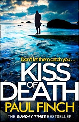 Kiss of Death – Detective Mark Heckenburg, Book 7 by Paul Finch