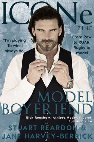 Model Boyfriend by Stuart Reardon, Jane Harvey-Berrick